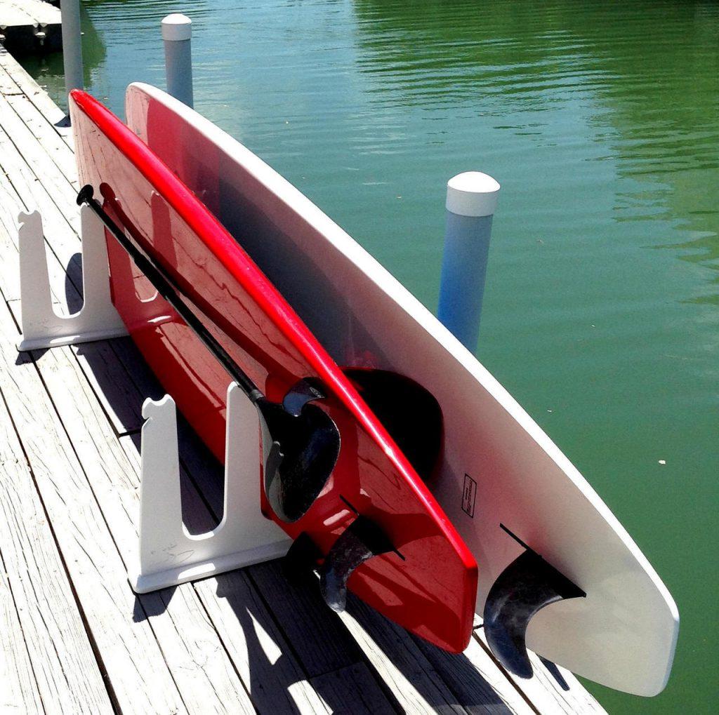 SUP Rack for Docks