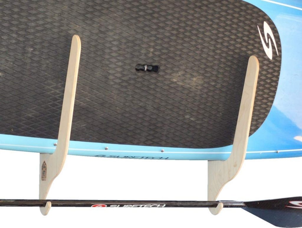The Harbor SUP Paddle Board Wall Storage Rack